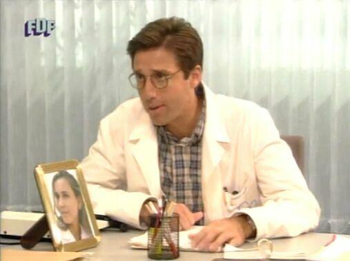 ¿Cómo se llamaba el centro de salud donde trabajaba Nacho Martín?