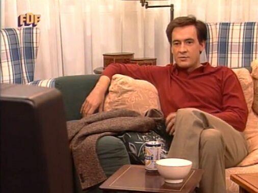 ¿Qué le gustaba ver especialmente a Julio en la tv de la casa de los Martín?