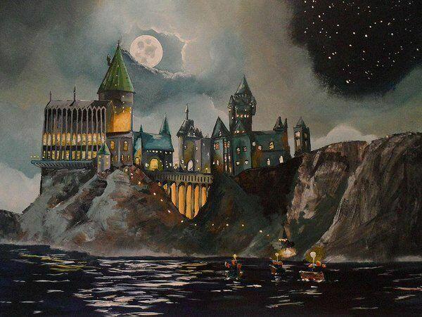 33714 - Test IMPOSIBLE de Harry Potter