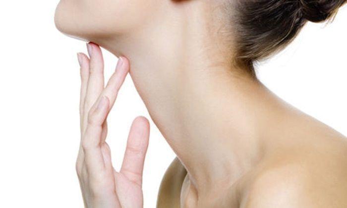Seamos más específicos, y vayamos por diferentes zonas del cuerpo. ¿Cuántas cosquillas tienes en el cuello?