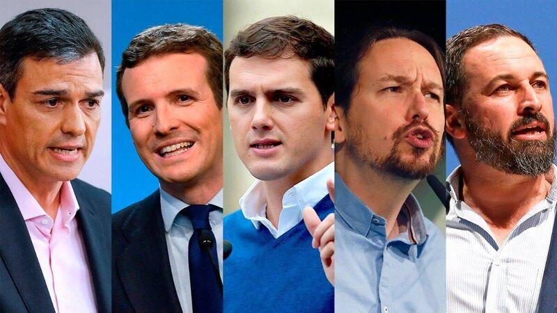 34013 - La belleza de los políticos españoles