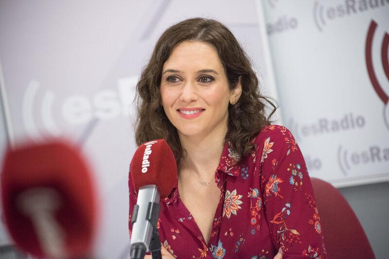 Isabel Díaz Ayuso (PP)