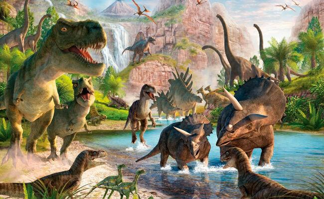 34168 - ¿Conoces a estos dinosaurios? (Nivel fácil)