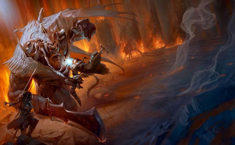 34238 - ¿Cuánto sabes de Dungeons & Dragons 5ta edición? VOL I