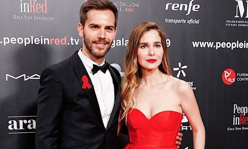 ¿Cuántos años de diferencia se llevan Natalia Sánchez y Marc Clotet?