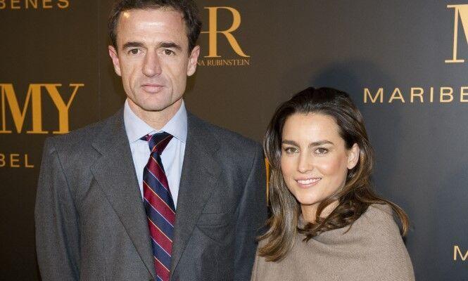 ¿Cuántos años de diferencia se llevan Alessandro Lecquio y María Palacios?