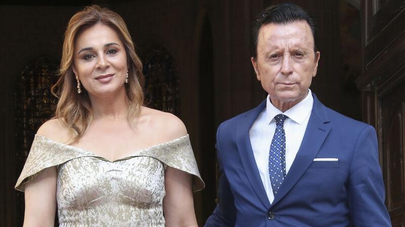 ¿Cuántos años de diferencia se llevan Ortega Cano y Ana María Aldón?