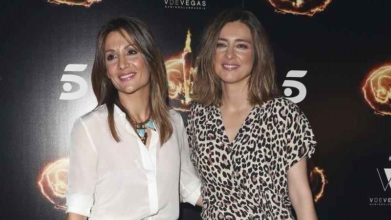 ¿Cuántos años de diferencia se llevan Sandra Barneda y Nagores Robles?