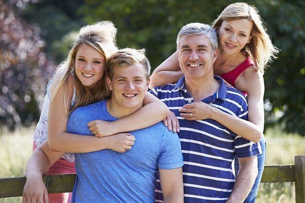 Tu ambiente y situación familiar respecto a tu relación con tus padres, hermanos si tienes, etc. sería...