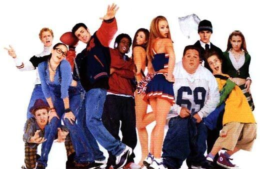 34850 - ¿Qué personaje de una típica película americana de adolescentes, serías?